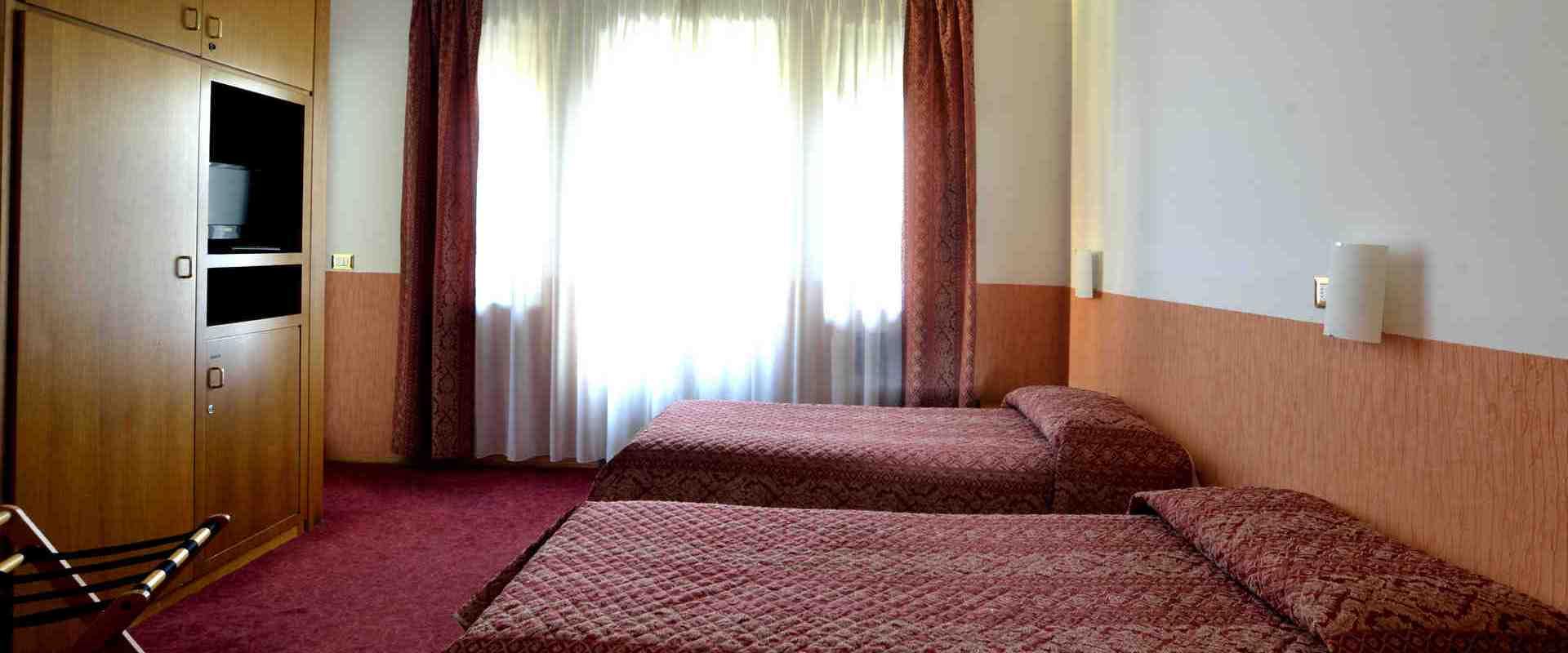 Camera Matrimoniale Hotel Alla Bianca Vicino a Venezia