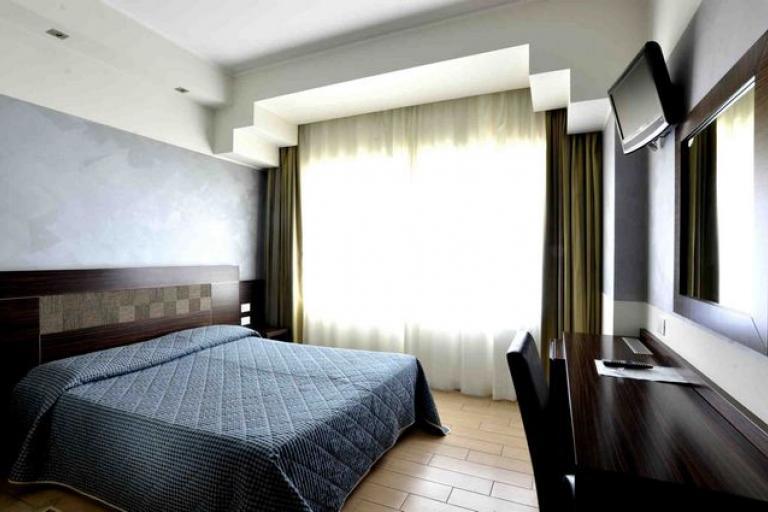 Camera Doppia Hotel Alla Bianca Vicino a Venezia