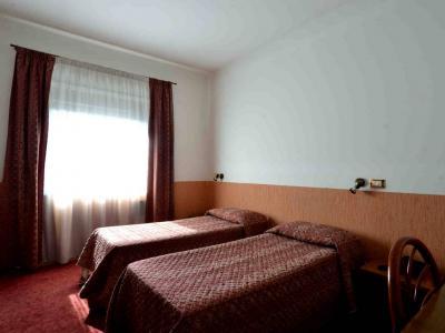 Twin Room Hotel Alla Bianca Near Venice